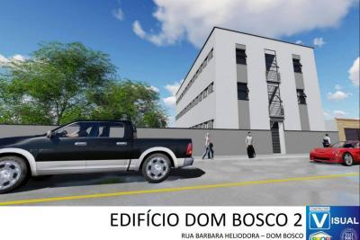 Kitnet Dom Bosco São João Del Rei-MG