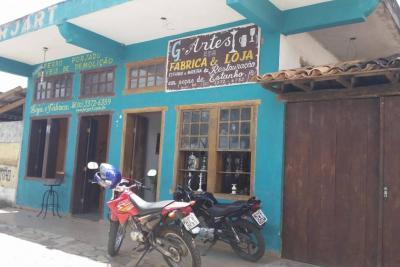 Ponto Comercial Centro Santa Cruz de Minas-MG