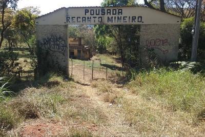Terreno (acima de 1.000 m²) Trevo do Tejuco São João Del Rei-MG