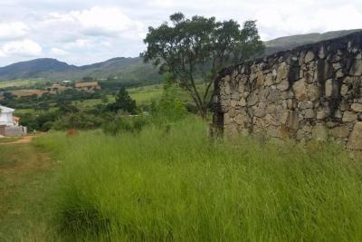 Lote Águas Santas Tiradentes-MG