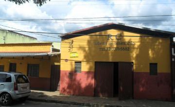 Galpão  Santa Cruz de Minas