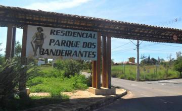 Lote Parque dos Bandeirantes Tiradentes