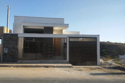 Casa Jardim das Acácias São João Del Rei-MG