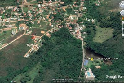 Lote Águas Santas Tiradentes