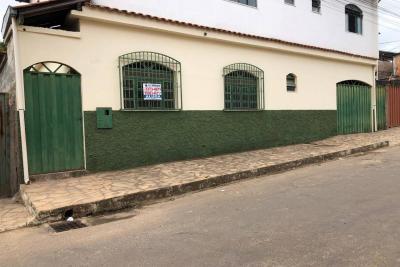 Casa Cascalho Santa Cruz de Minas-MG