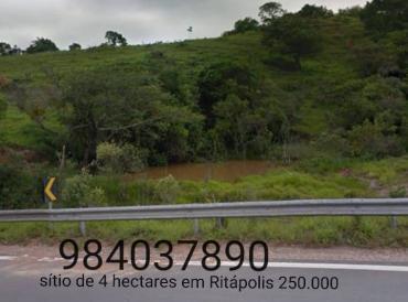 Sitio ESPRAIADO DE BAIXO Ritápolis